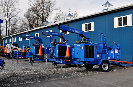OHW Tree Removal Equipment MD